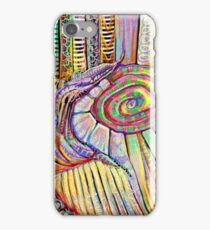 Abstract shapes and colours 3 iPhone Case/Skin