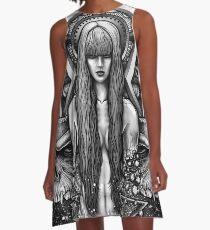 Winya Nr. 41 A-Linien Kleid