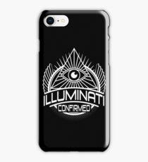 Illuminati Confirmed iPhone Case/Skin