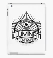 Illuminati Confirmed iPad Case/Skin
