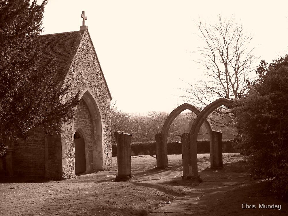 Disused church by Chris  Munday