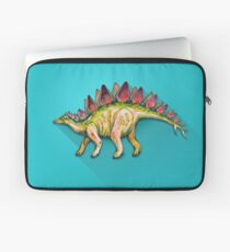My friend Stegosaurus Laptop Sleeve