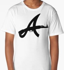 Atlanta AK 47 Long T-Shirt