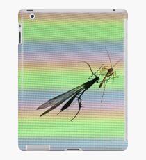 Bug Screen Projection Pixels iPad Case/Skin