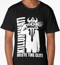 Delete The Elite Long T-Shirt