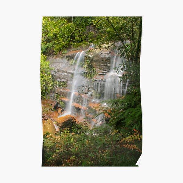 Flat Rock Falls  Poster