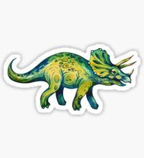 My friend Triceratops Sticker