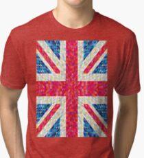 Britain Tri-blend T-Shirt
