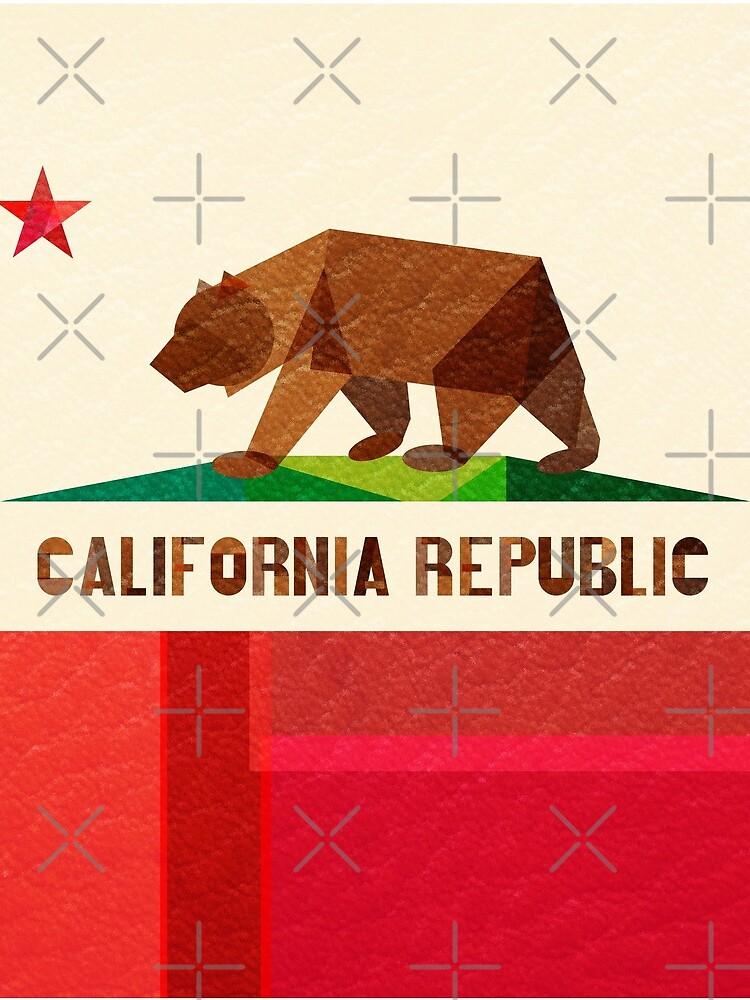 Kalifornien von fimbisdesigns