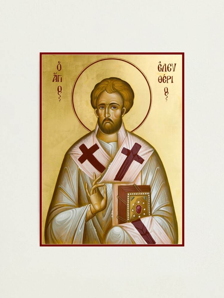 Alternate view of St Eleftherios Photographic Print