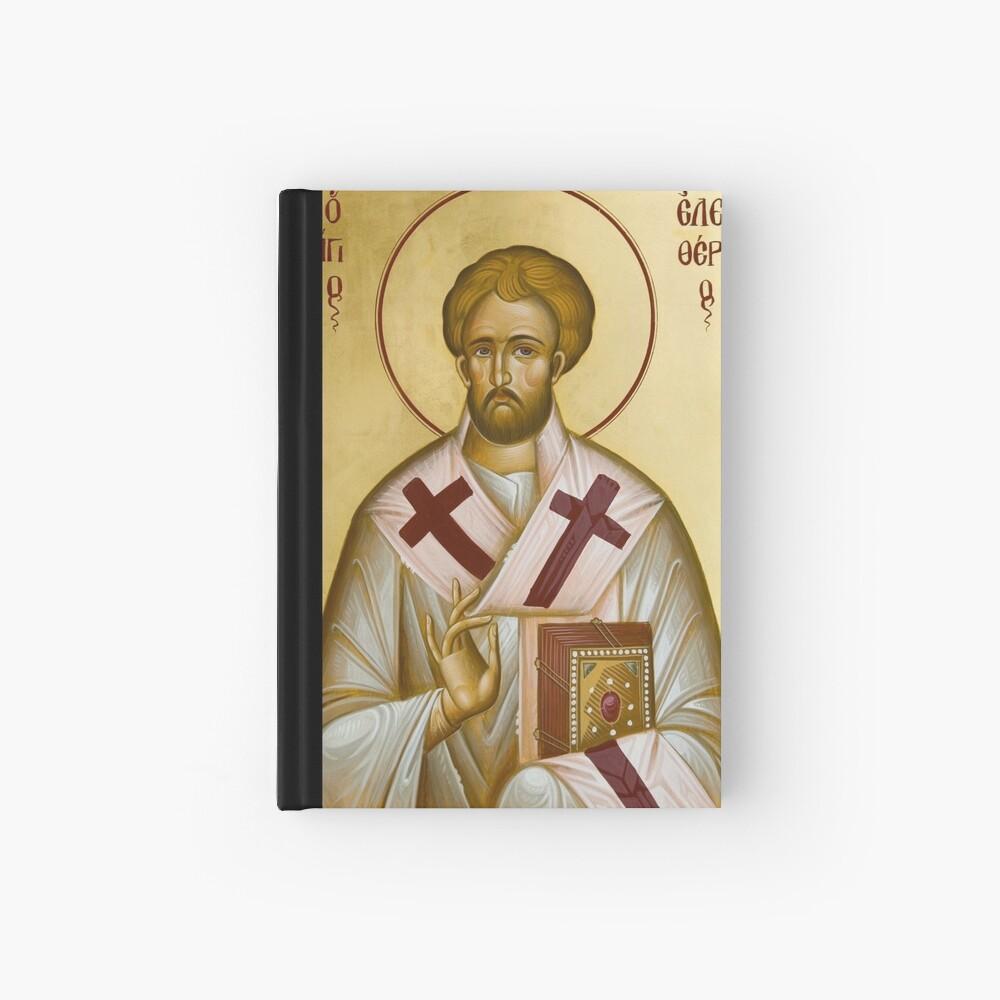 St Eleftherios Hardcover Journal