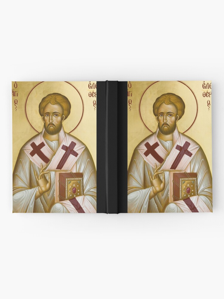 Alternate view of St Eleftherios Hardcover Journal