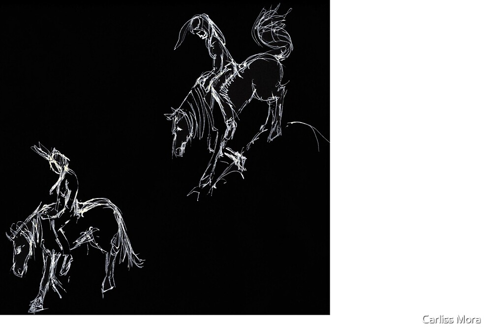 Broken Treaties, Broken Hearts-The Let Down by Carliss Mora