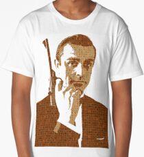 Scrabble 007 - Connery Long T-Shirt