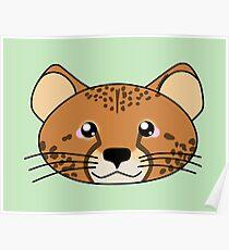 Cheetah - African Wildlife Poster