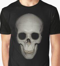 Human Skull Vector  Graphic T-Shirt