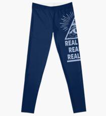 Real Eyes Realise Real Lies Leggings