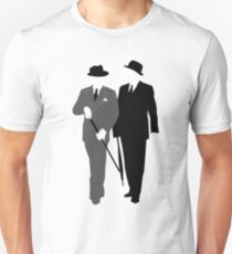 Wooster and Jeeves Unisex T-Shirt