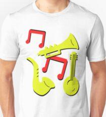 Doctor Who Ace Music Instruments Remembrance Daleks Unisex T-Shirt