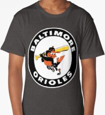 BALTIMORE ORIOLES 3 Long T-Shirt
