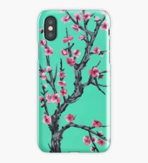 Vaporwave - Arizona Blossom iPhone Case/Skin