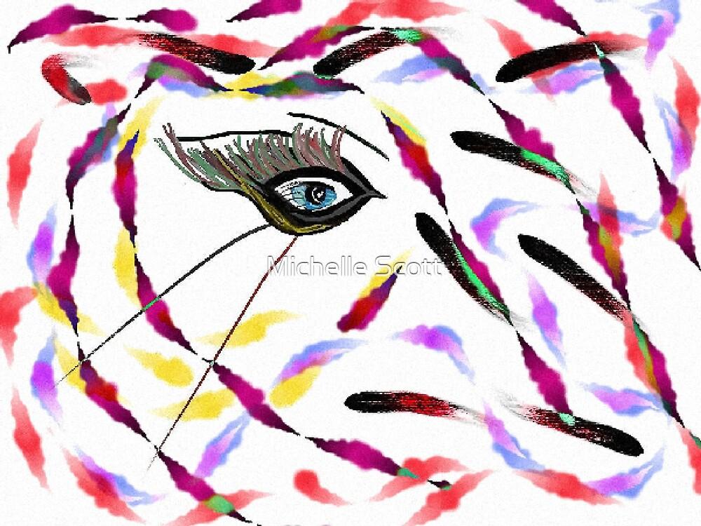 Wild Eye by Michelle Scott
