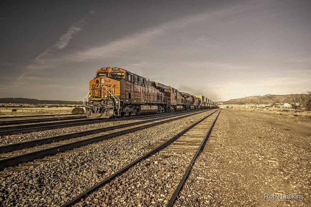 Arizona Freight  by Rob Hawkins