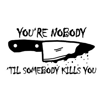 Nobody's knife by tase