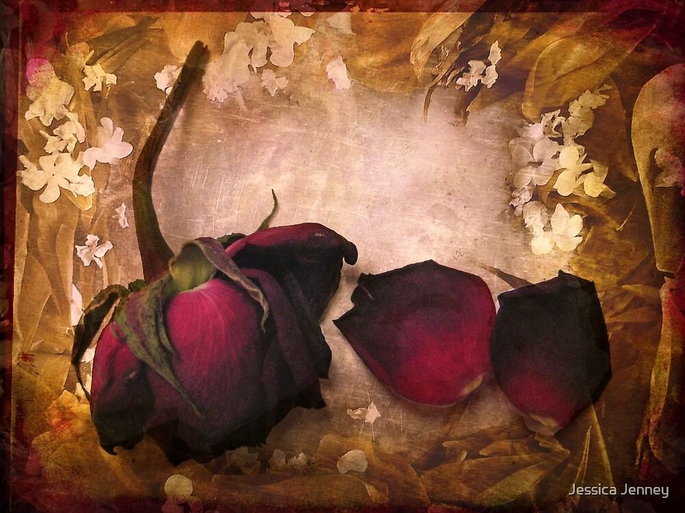 Vintage Petal Play by Jessica Jenney