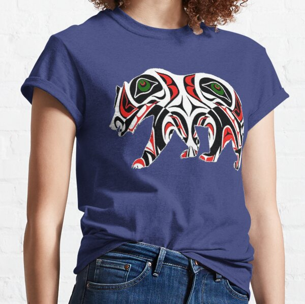 Tribal Bear Classic T-Shirt
