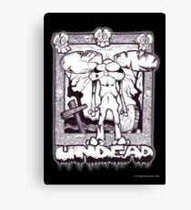 Undead Canvas Print
