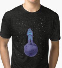 Space Oddity - Starman Tri-blend T-Shirt