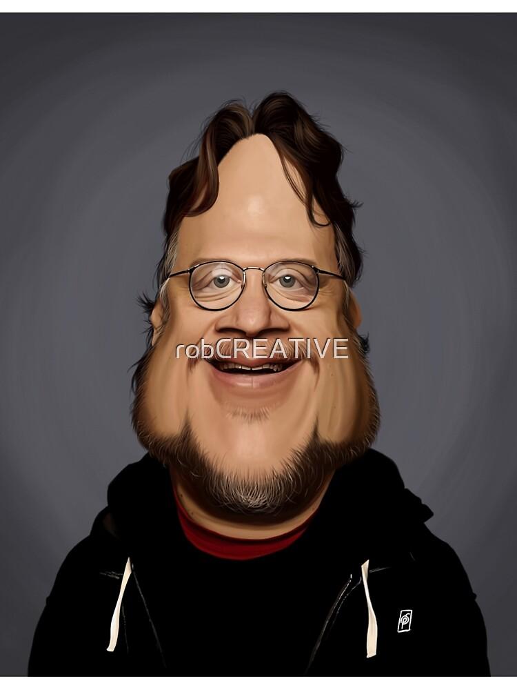 Guillermo del Toro de robCREATIVE
