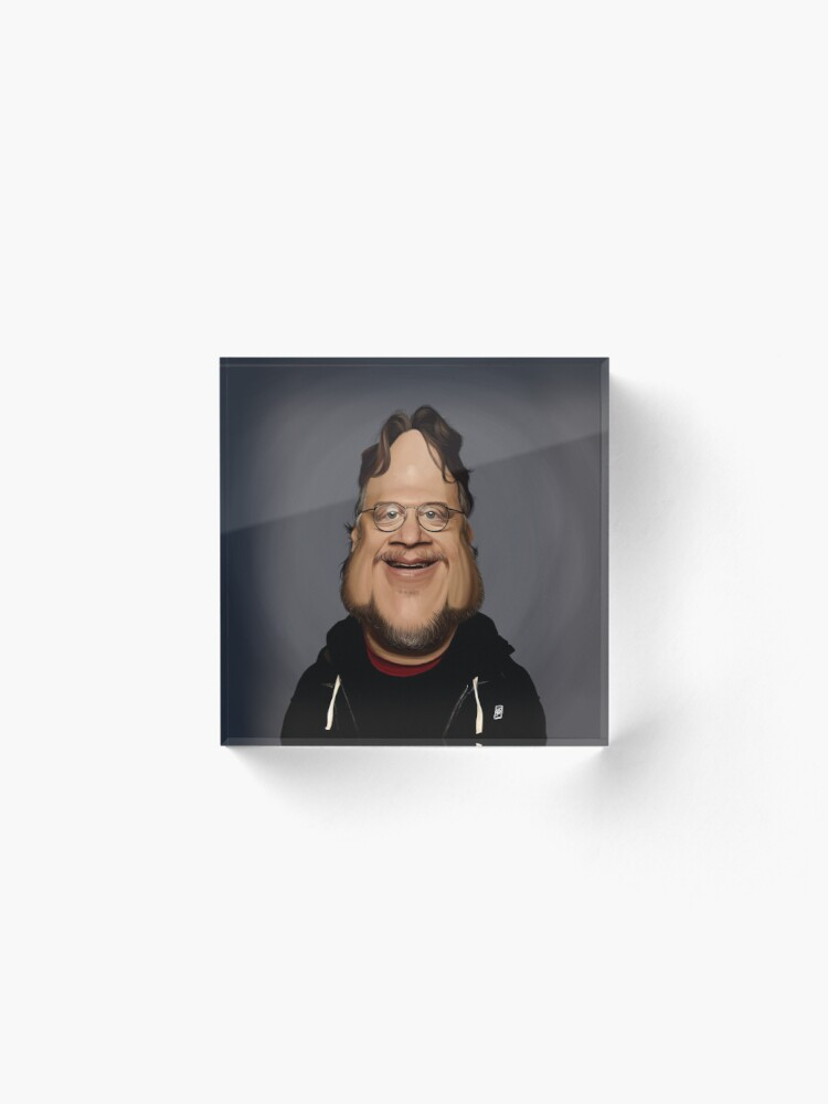 Vista alternativa de Bloque acrílico Guillermo del Toro