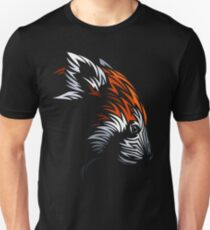 Tribal Red Panda Unisex T-Shirt