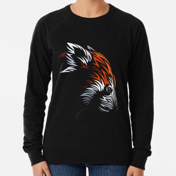 Tribal Red Panda Lightweight Sweatshirt