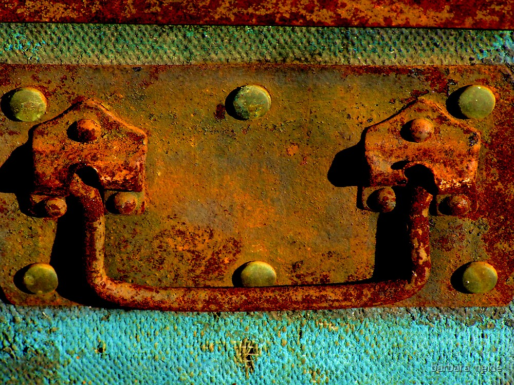Rust by barbara  heide