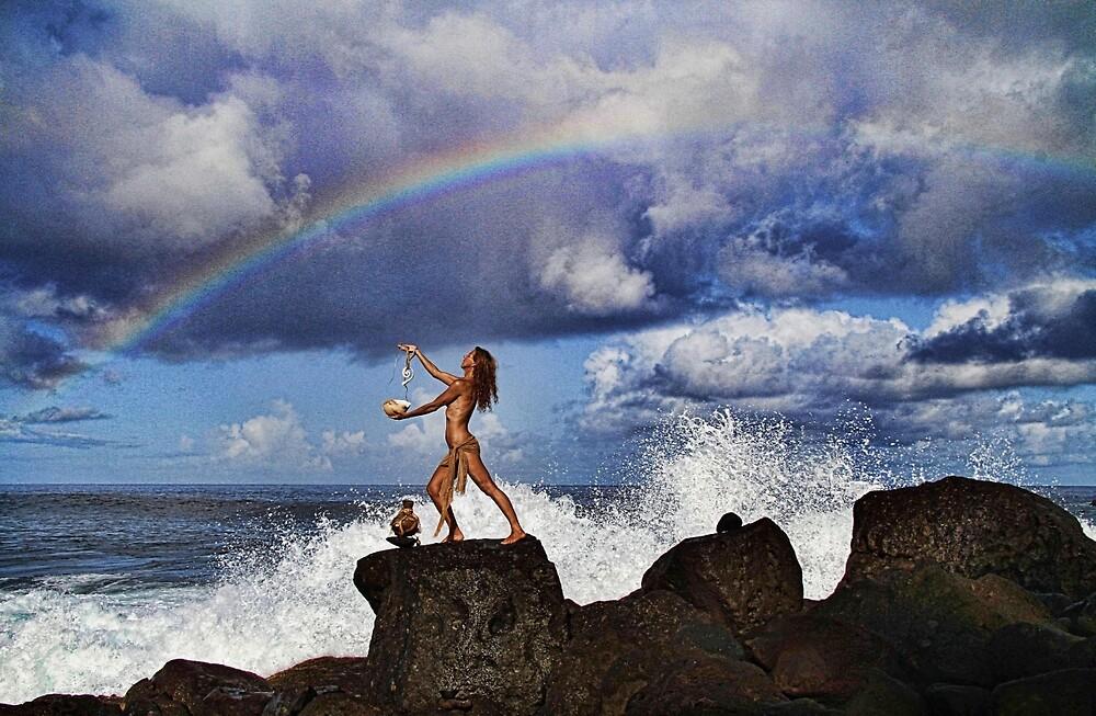 Rainbow Celebration by redmahan