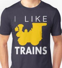 Rail King, I like trains T-Shirt