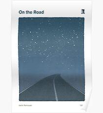 Jack Kerouac - Unterwegs Poster