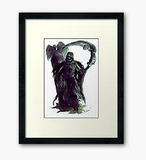 The Tomb Wraith Framed Print