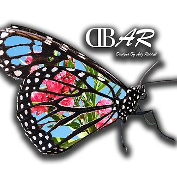 The Floral Butterfly - Designs By Adz Riddell by adzriddell