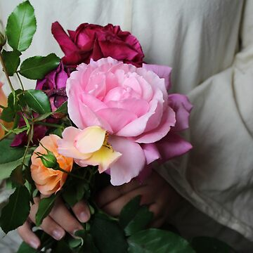 Handful of Roses by RosevineCottage