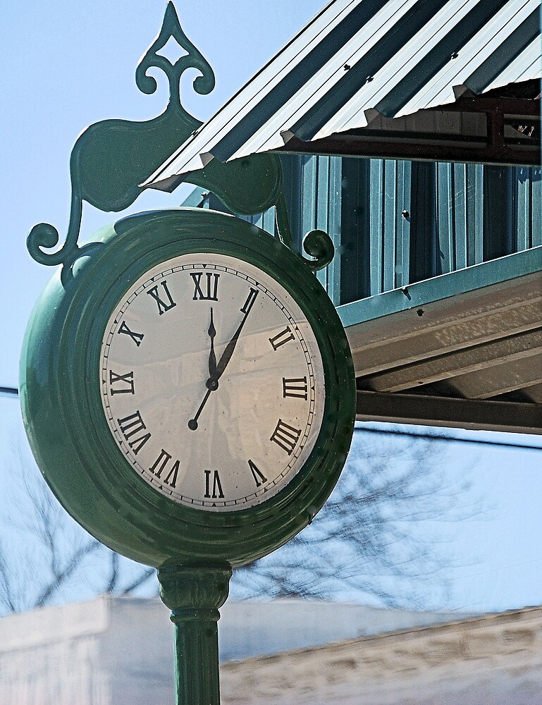 Time Stands Still by Pat Moore