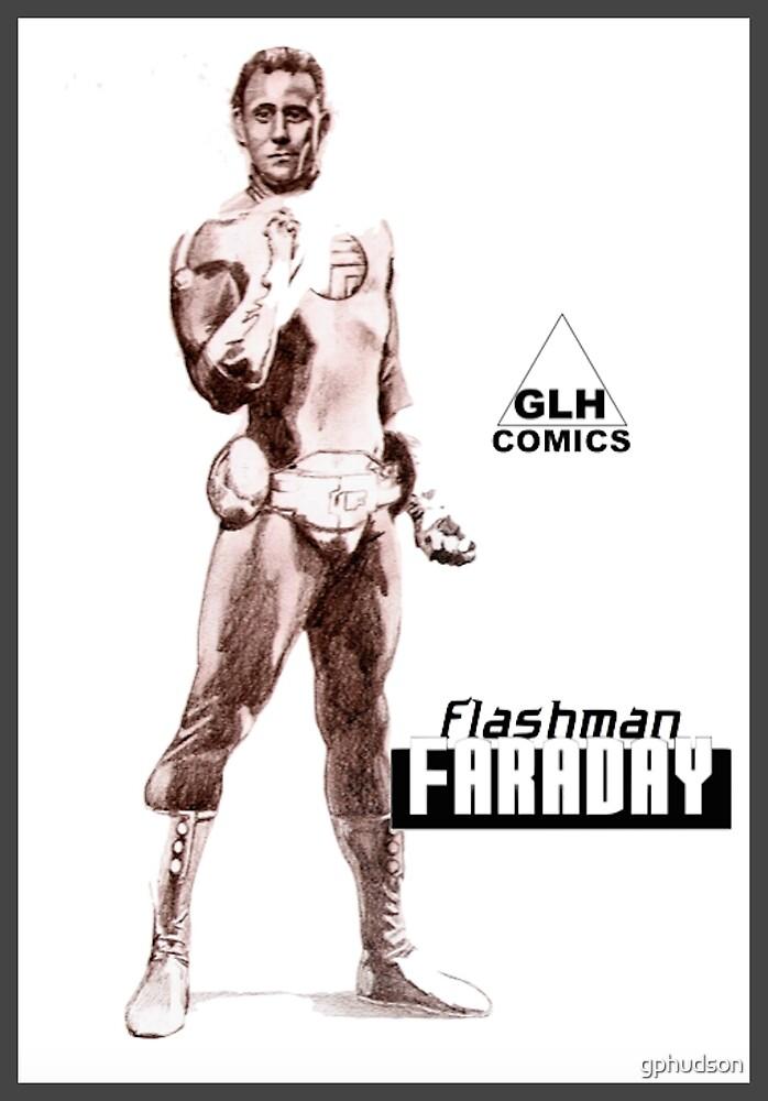 Flashman Faraday by gphudson