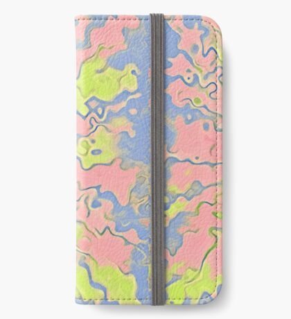 Butterfly iPhone Wallet