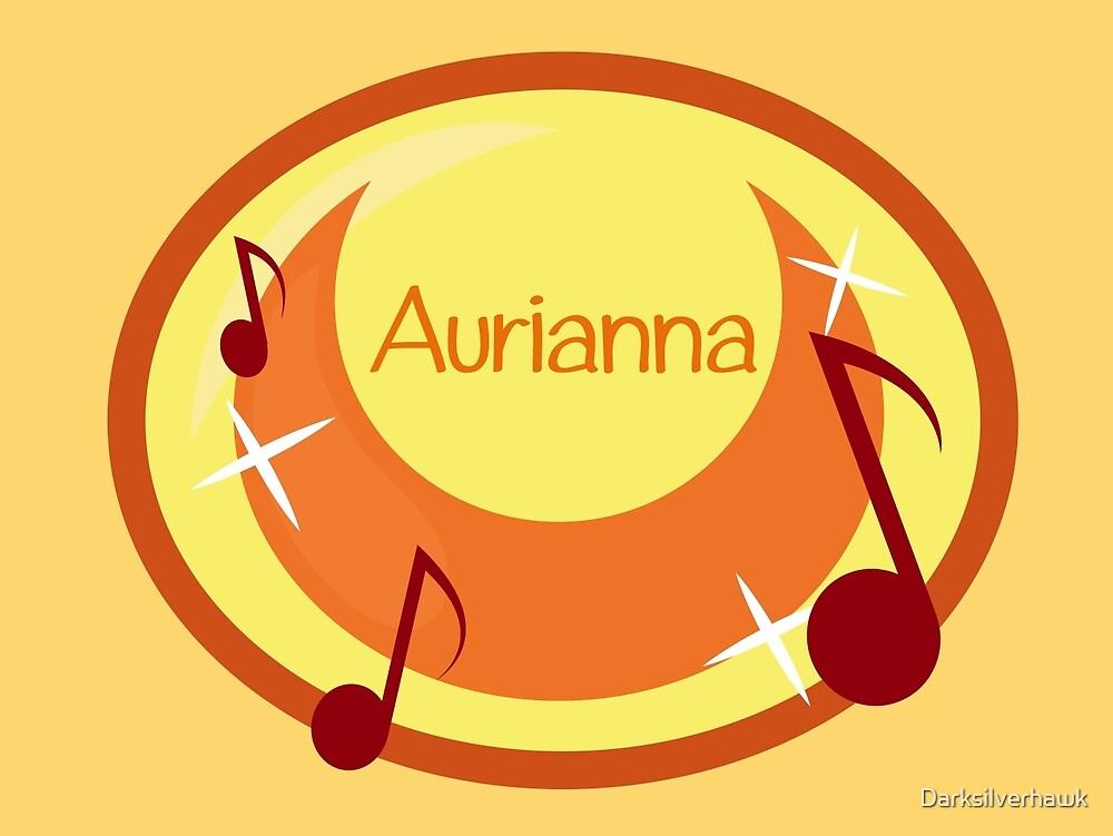 Aurianna by Darksilverhawk