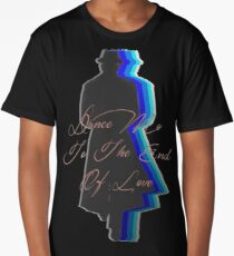 Dance Me to the End of Love Long T-Shirt
