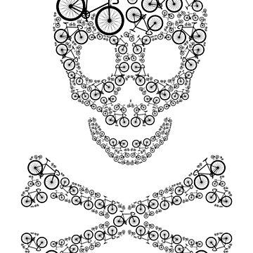Bikes on the brain (light version) by karlos