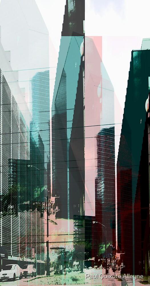 SKY LINES by Paul Quixote Alleyne